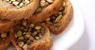 صوره حلويات عربية , حلوى عربية