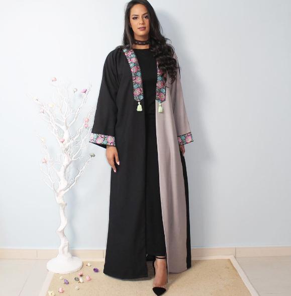 صوره عباية اماراتية , اجمل واروع عبايات اماراتيه