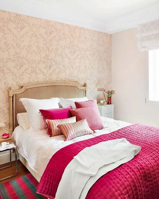 بالصور ورق جدران لغرف النوم , اشكال ورق خائط لغرف النوم 1776 10