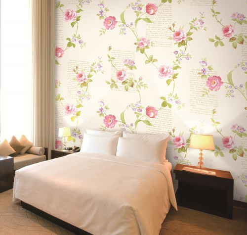 بالصور ورق جدران لغرف النوم , اشكال ورق خائط لغرف النوم 1776 12