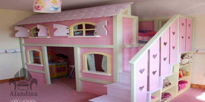 صور غرف نوم اطفال بنات , موديلات حجرات بنات