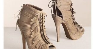 بالصور احذية كعب , حذاء ذات كعب 2077 12 310x165
