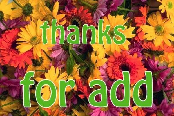 صورة شكرا على قبول الصداقة , احتفي باصدقائك الجدد باجمل الصور