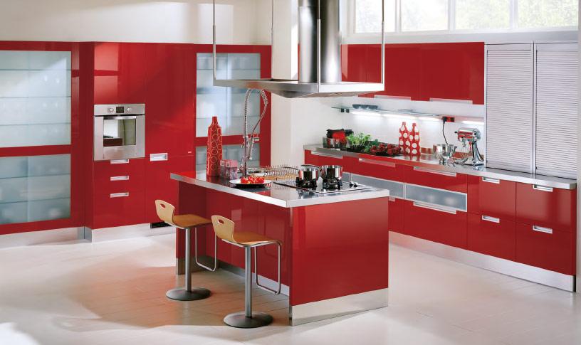 بالصور الوان مطابخ الوميتال 2019 , جددي مطبخك باحدث واجمل مطابخ الوميتال 2776 6