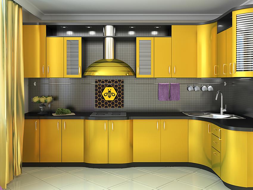 بالصور الوان مطابخ الوميتال 2019 , جددي مطبخك باحدث واجمل مطابخ الوميتال 2776 9