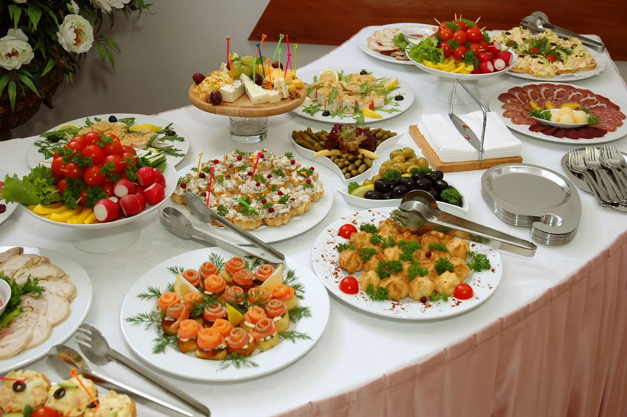 صور عشاء فخم , صور لعشاء فخم لن ينساه المدعوين