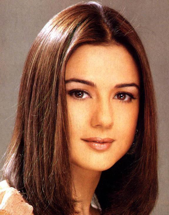 بالصور قصات شعر متوسط , لمحبات الشعر متوسط الطول اليكي احدث التسريحات 2846 10