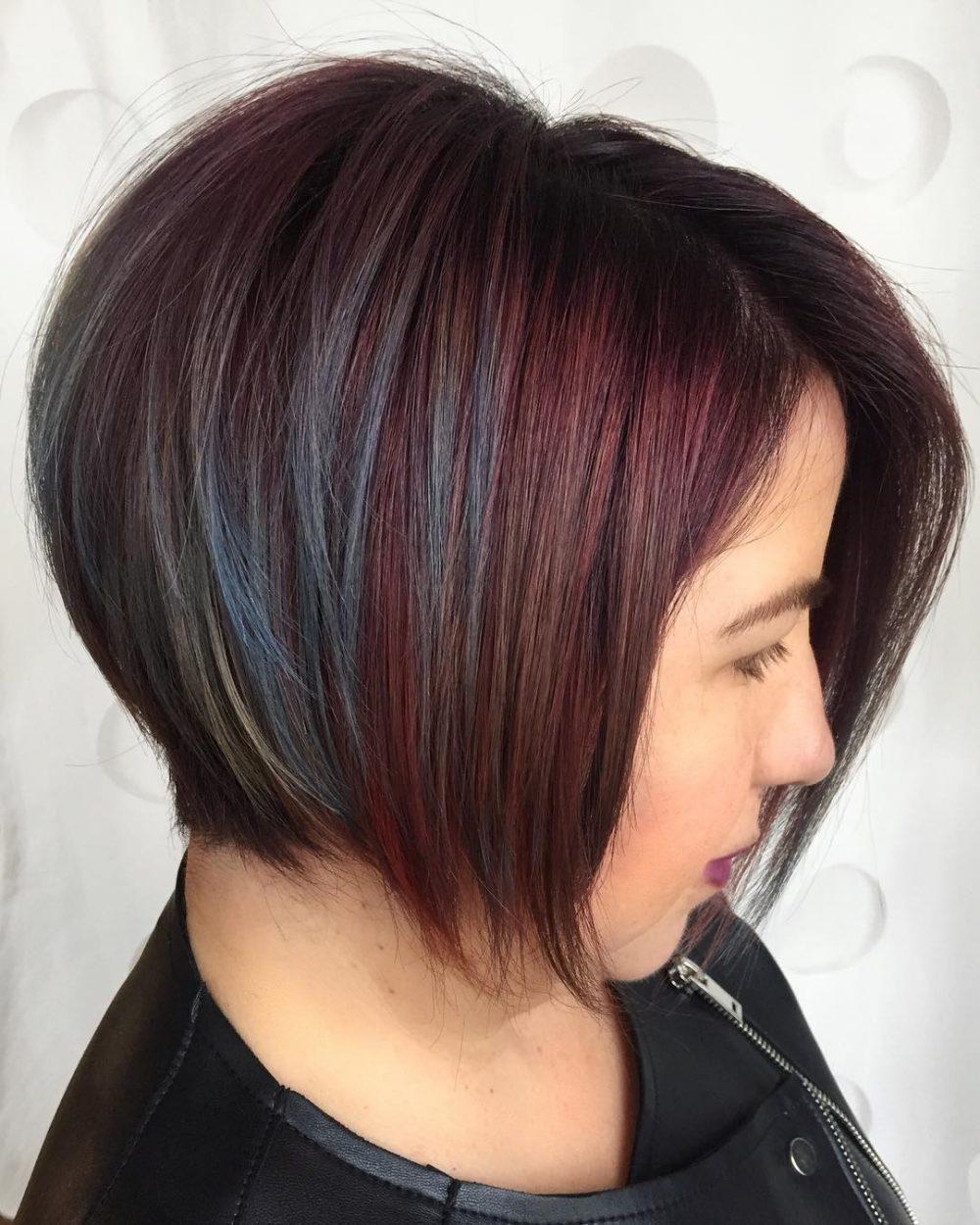 بالصور قصات شعر متوسط , لمحبات الشعر متوسط الطول اليكي احدث التسريحات 2846 6