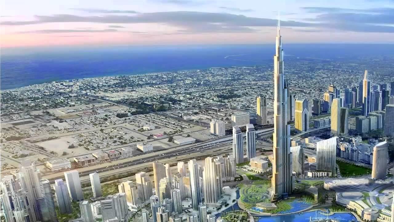 صورة اكبر برج في العالم , اطول برج على مستوى العالم