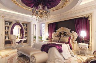 صورة غرف نوم فخمه , استايلات حديثة لغرف النوم