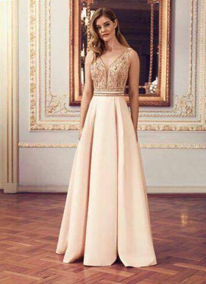 صوره فستان سهرة , فساتين سواريهات للافراح