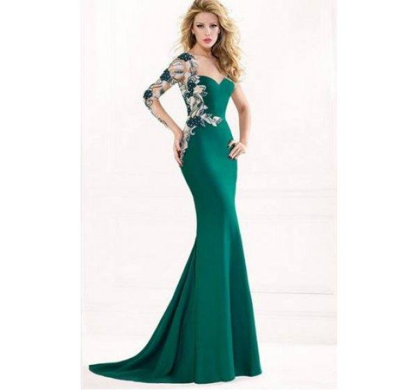 بالصور فستان سهرة , فساتين سواريهات للافراح 3500 10