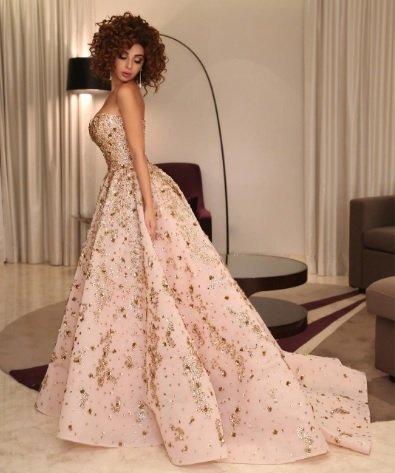 بالصور فستان سهرة , فساتين سواريهات للافراح 3500 11