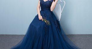 صورة فستان سهرة , فساتين سواريهات للافراح