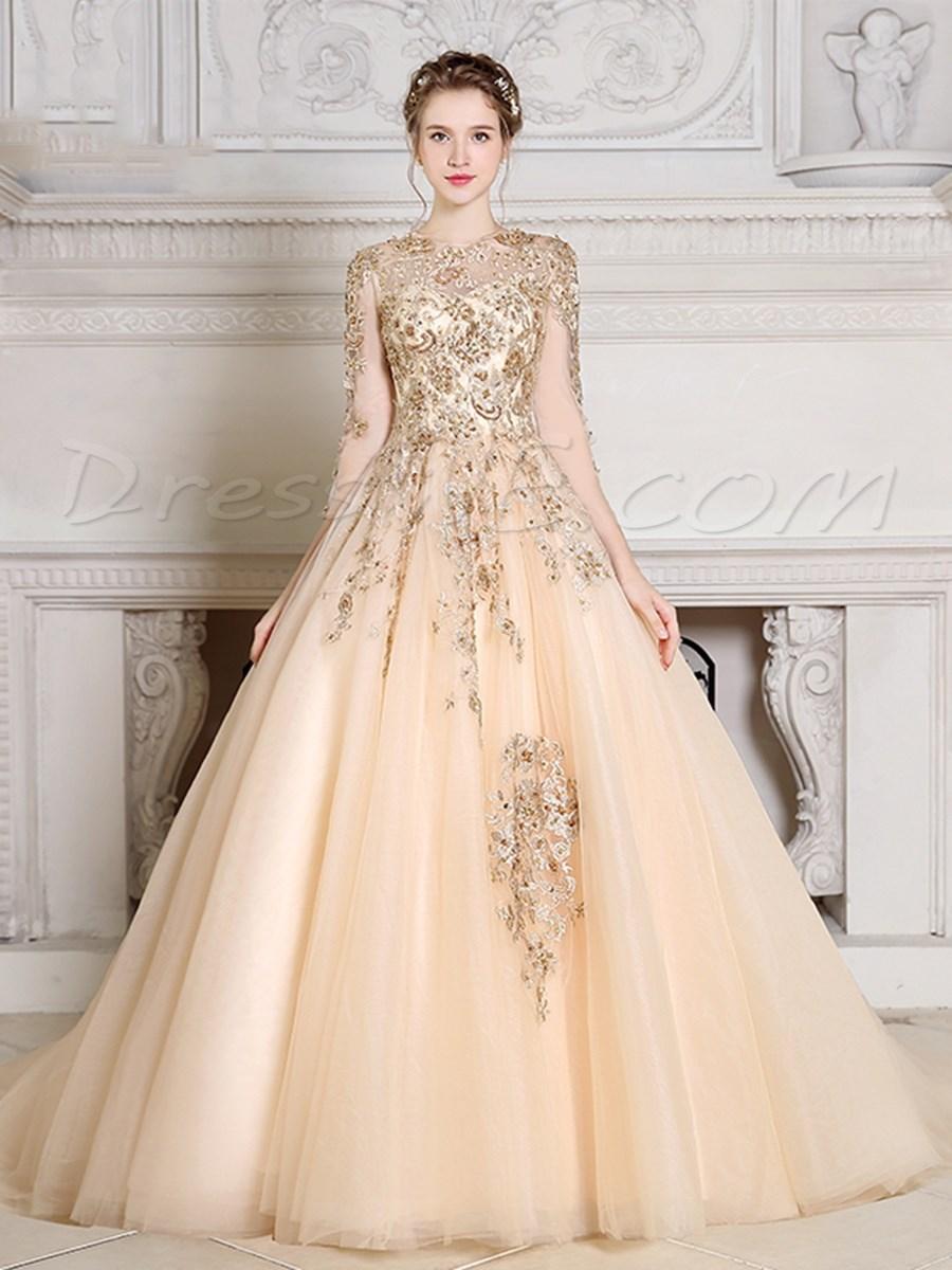 بالصور فستان سهرة , فساتين سواريهات للافراح 3500 4