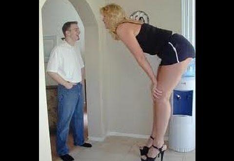 صور اطول امراة في العالم , السيدة الاطول عالميا