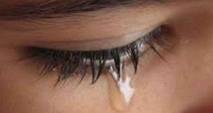 صور عيون تدمع , دموع الحزن والالم