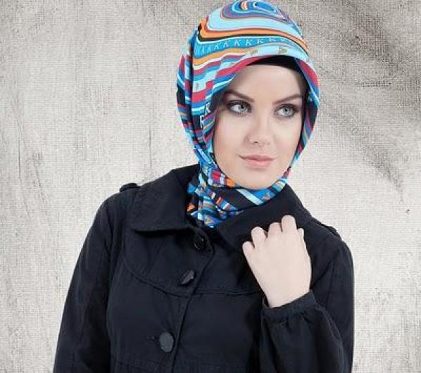 صورة صور حجابات , اجدد استايلات الحجابات 4013 3