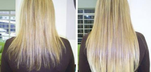صورة خلطات لتطويل الشعر , تاج الانثى شعرها