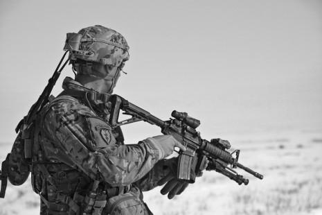 صورة تفسير حلم العسكري , تفسير حلم رؤية الجنود في المنام