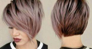 تسريحات للشعر القصير , احدث صيحات الشعر القصير
