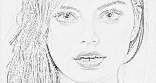 بنات كيوت رسم , رسومات بنات كيوت