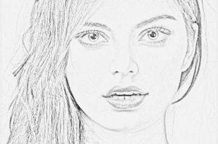 صوره بنات كيوت رسم , رسومات بنات كيوت