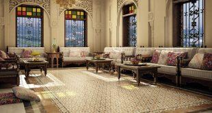 جلسات عربية , احدث صيحات الجلسات العربيه