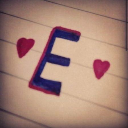 صورة صور حرف اي , اجمل صور لحرف E