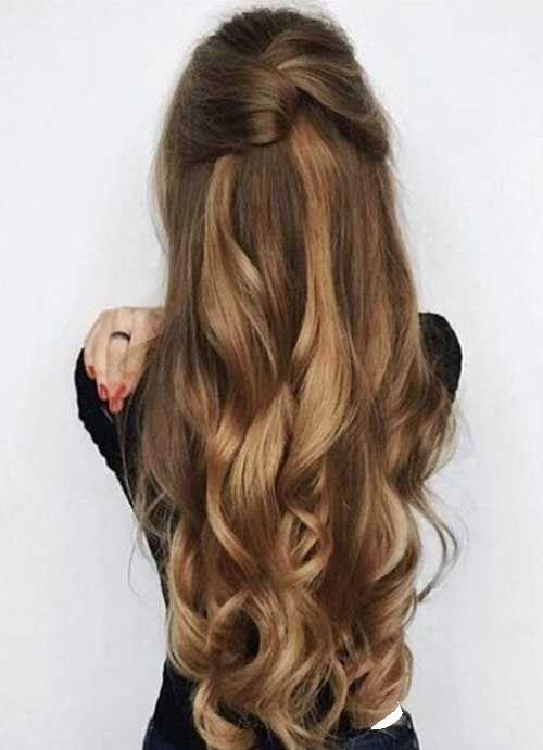 صورة قصات شعر طويل 2019 , اجمل قصات الشعر الطويل 4711 5