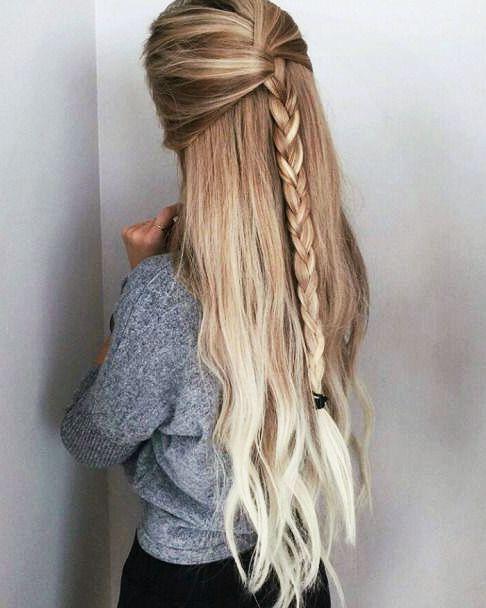 صورة قصات شعر طويل 2019 , اجمل قصات الشعر الطويل 4711 6