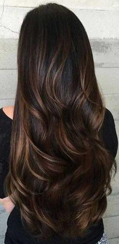 صورة قصات شعر طويل 2019 , اجمل قصات الشعر الطويل 4711
