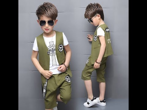 b82a84d405e70 ملابس العيد 2019  ملابس اطفال اولاد ...
