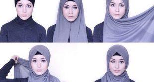 بالصور صور لفات حجاب , اشيك لفات الطرح 5022 10 310x165
