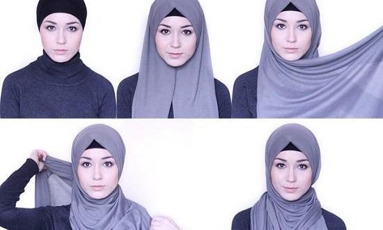 صور صور لفات حجاب , اشيك لفات الطرح