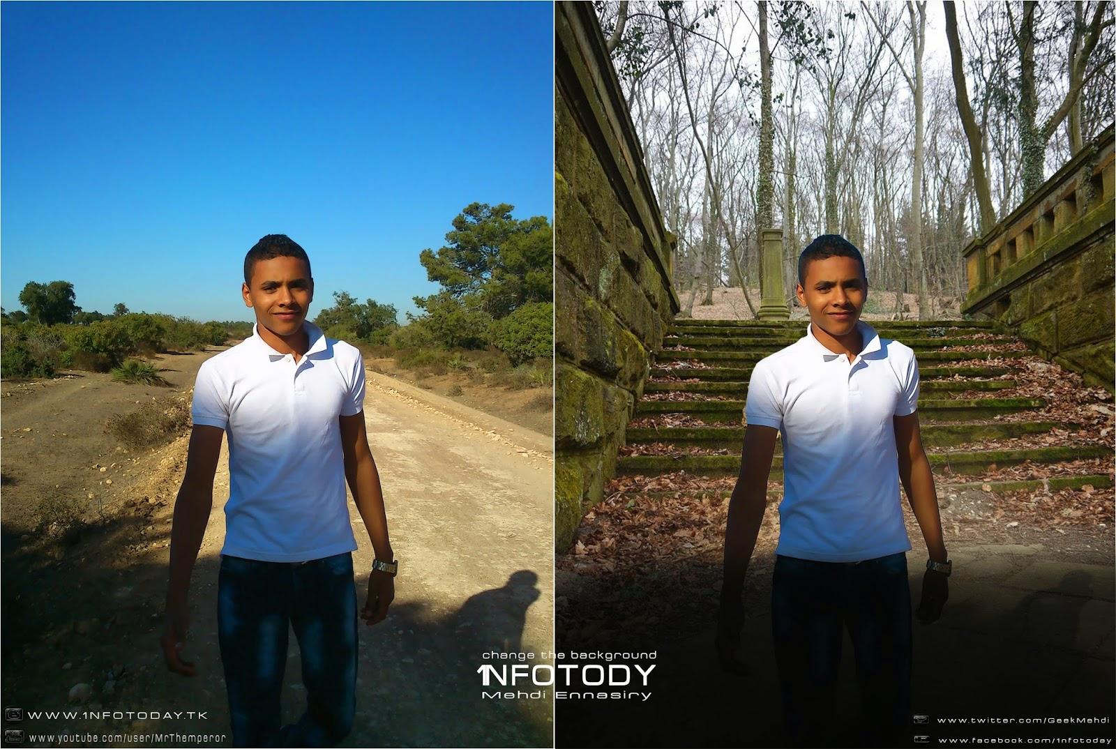 صورة خلفية الصورة , احدث و اجدد البرامج لتغيير خلفيه صورتك