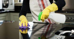 صوره تنظيف المطبخ , كيف تنظفي مطبخك من الاوساخ بطريقه مضمونه مائه بالمائه