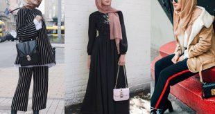 صور موضة المحجبات , ملابس المحجبات الجميلة