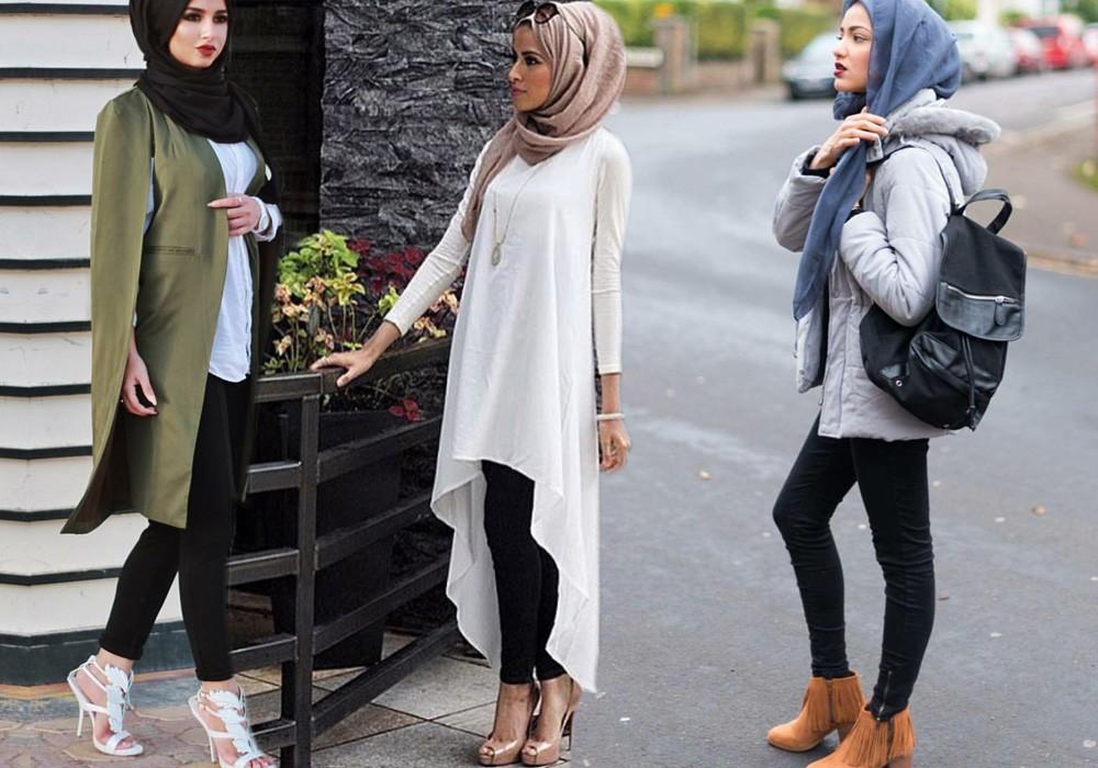 e3dd6d729 ملابس بنات محجبات , فن اختيار ملابس المحجبات - عبارات