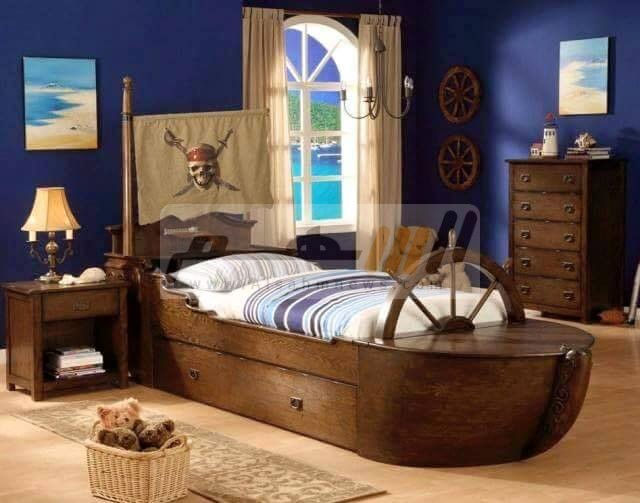 غرف نوم اطفال اولاد ديكورات لغرف نوم الاطفال الاولاد