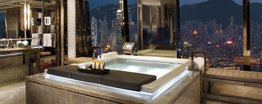 صورة حمامات فنادق , اجمل وافخم حمامات فنادق