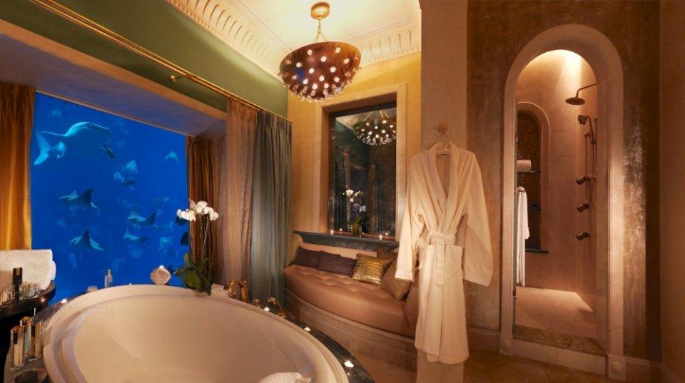 صورة حمامات فنادق , اجمل وافخم حمامات فنادق 6257 5