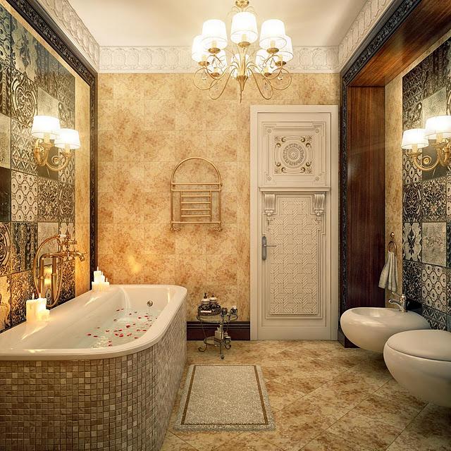 صورة حمامات فنادق , اجمل وافخم حمامات فنادق 6257 8