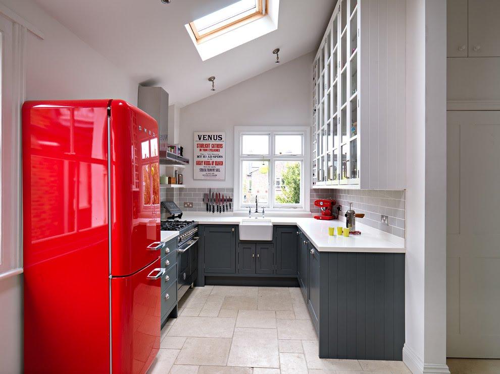 صورة تصاميم مطابخ صغيرة وبسيطة , احدث اشكال مطبخ صغيره