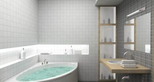 صوره تصميم حمامات , احدث تصميمات الحمامات 2019