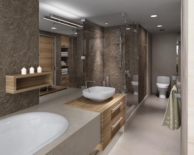 صورة تصميم حمامات , احدث تصميمات الحمامات 2019 710 2