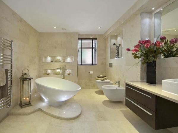 صورة تصميم حمامات , احدث تصميمات الحمامات 2019 710 4