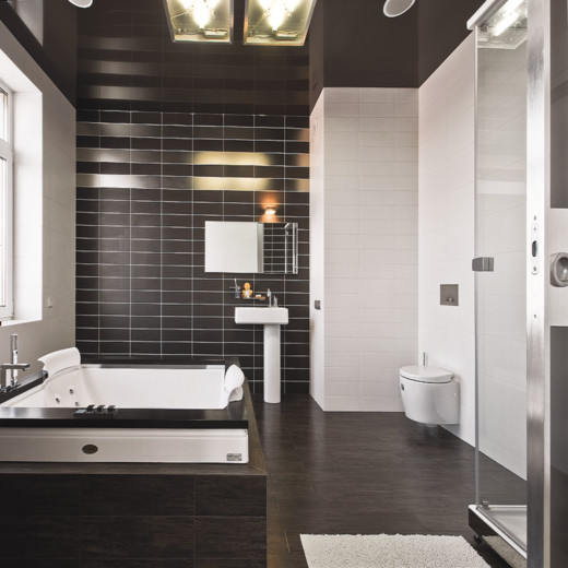 صورة تصميم حمامات , احدث تصميمات الحمامات 2019 710 8