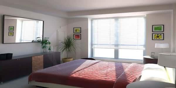 صوره ترتيب غرفة النوم , غرفة النوم المنظمة والجميلة
