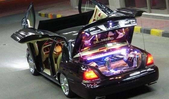 صور صور سيارات معدله , كيفية استعمال السيارات مره اخرى